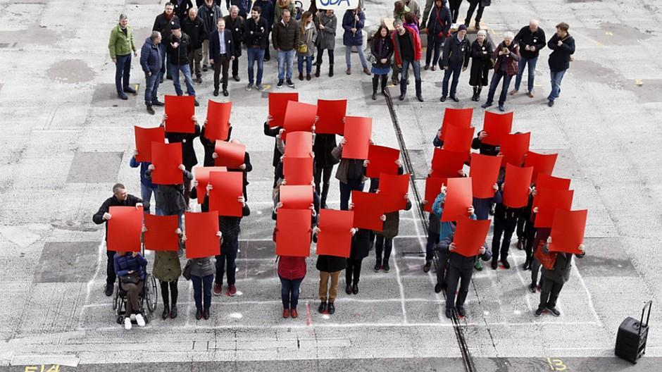 Medienpolitik: Westschweizer Kantone unterstützen SDA