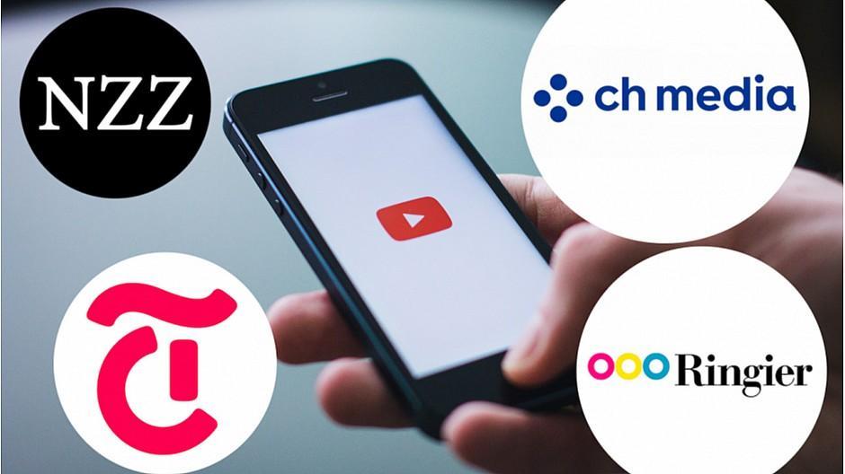Video-Content: Wie die privaten Verlage Youtube nutzen