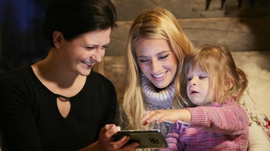 Huawei: Wie eine App gehörlosen Kindern hilft