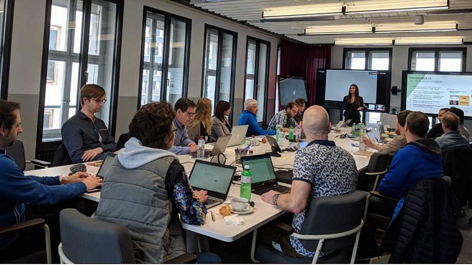 News Lab Training: Google gibt Journalisten Nachhilfeunterricht