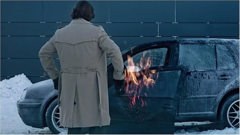 The House: Wie man eine gefrorene Autotür auch öffnen kann