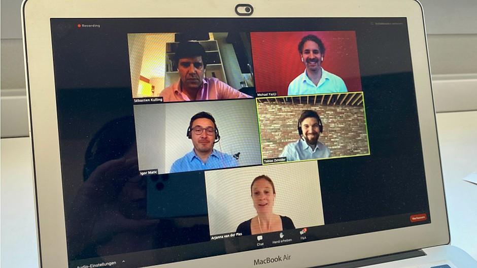 Online-Konferenzen: Wie man das Publikum virtuell bei der Stange hält