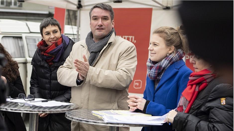 Digitaler Wahlkampf: Wie Parteien um Wählende buhlen