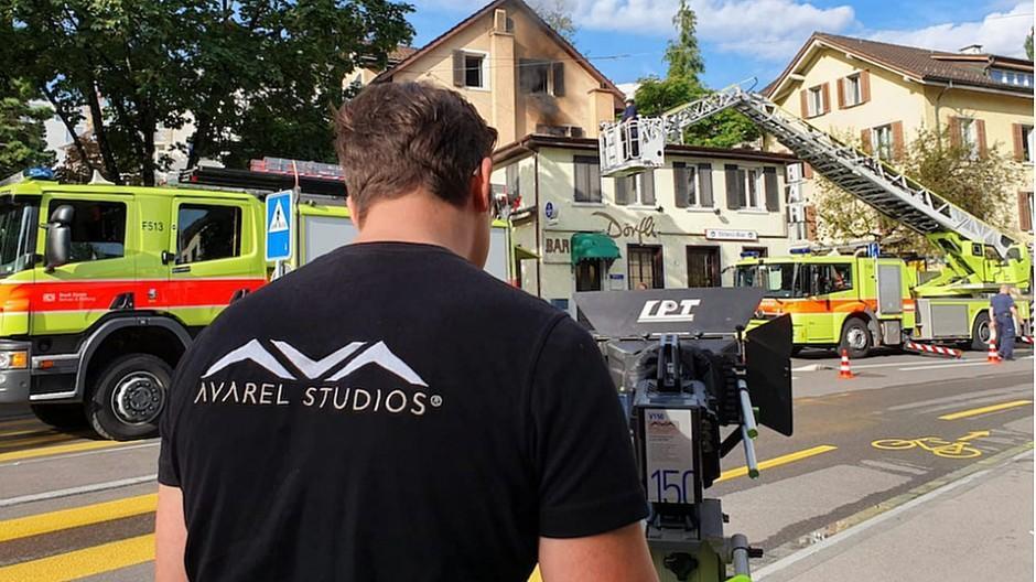 Avarel Studios: Wie sich die Wege mit den Rettern kreuzen