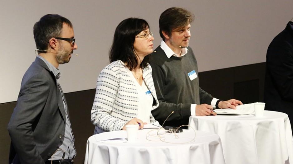 Journalismustag17: Wie stark reden Verleger und Werbekunden mit?