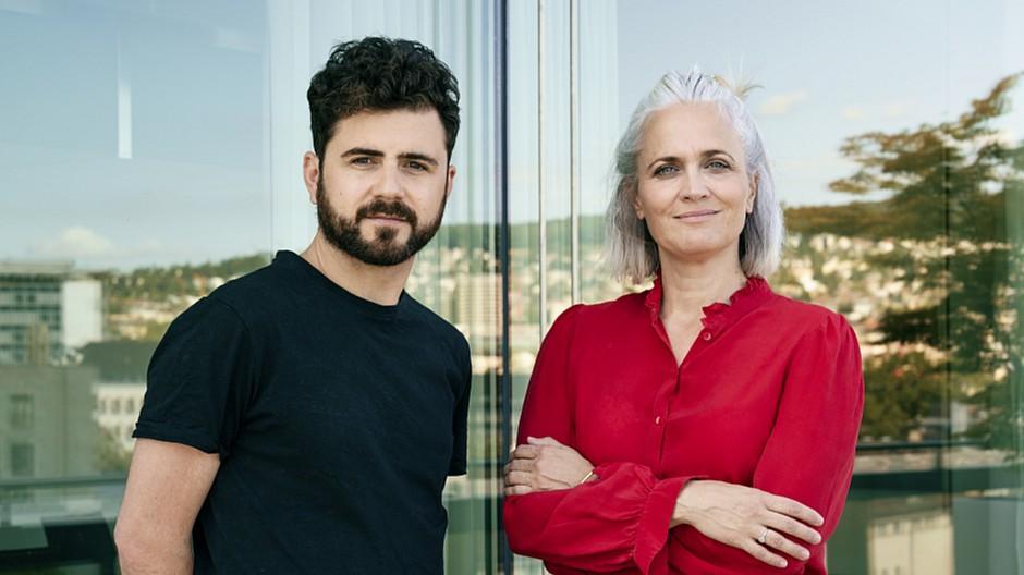 Tages-Anzeiger: «Wir haben uns explizit als Duo beworben»