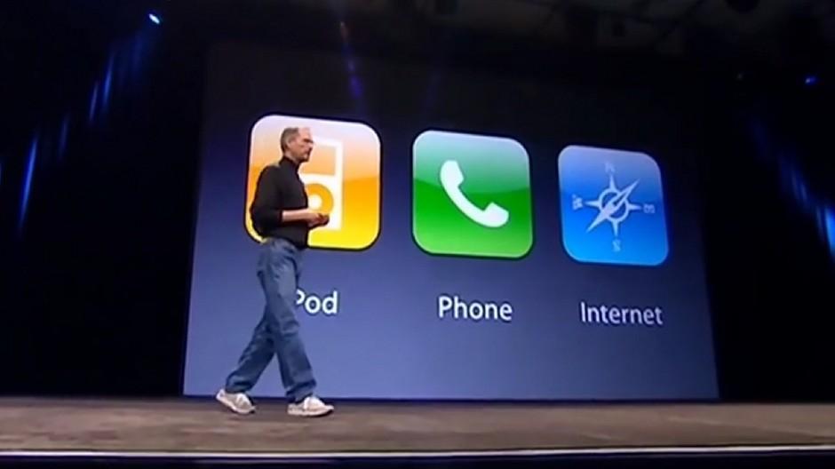10 Jahre iPhone: «Wir nennen es iPhone»