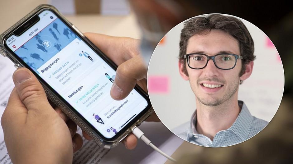 Covid Tracing App: «Wir sind stolz, weltweit die ersten zu sein»