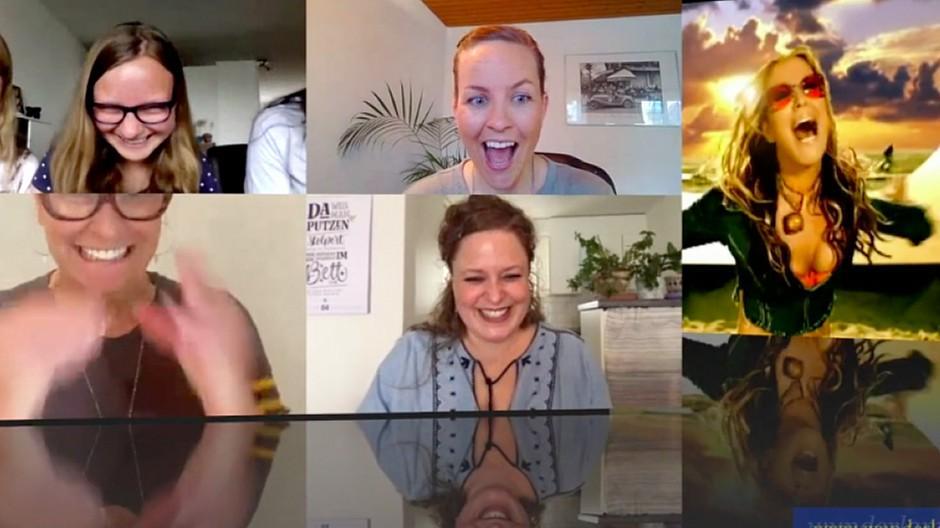 Träume werden wahr: Wunderlampe bringt Anastacia ins Wohnzimmer