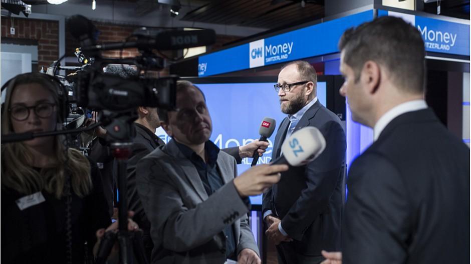 CNN Money Switzerland: Wem der Wirtschaftssender ins Gehege kommt
