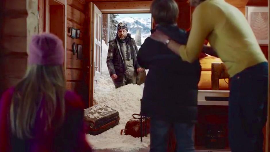 Jung von Matt/Limmat: Wenn Schnee die Heimreise unmöglich macht