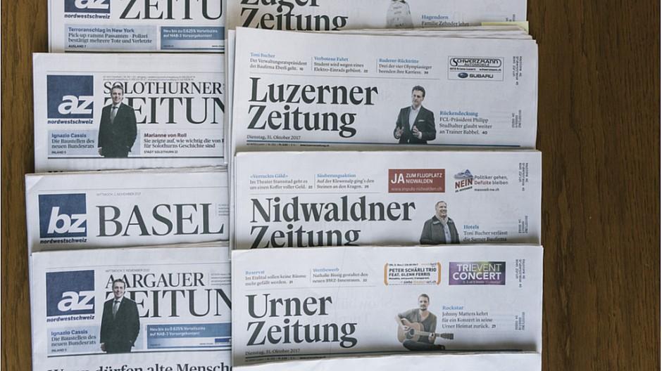 Medienkonzentration: Sorge um redaktionelle Kompetenzen in Luzern