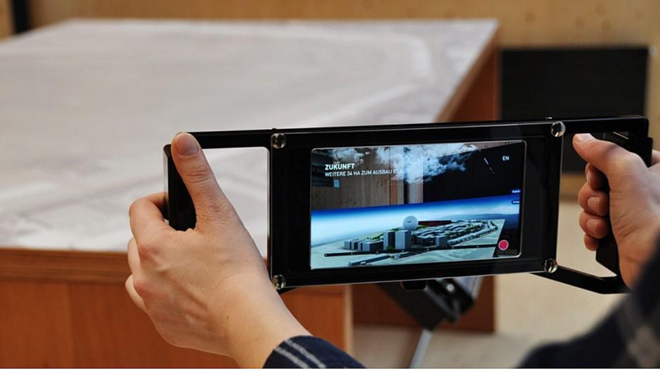 Bandara: Aufbau des Innovationsparks Zürich miterleben
