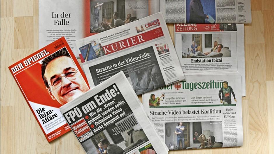 Österreich: Regierung zerbricht wegen Videoskandal