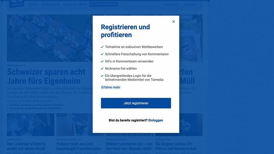 Login-Allianz: Verlage starten mit Online-Registrierung