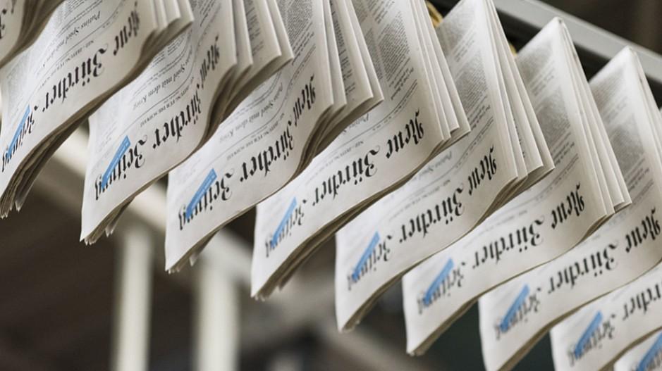 Halbjahreszahleln 2020: NZZ schreibt Verlust von 1,2 Millionen