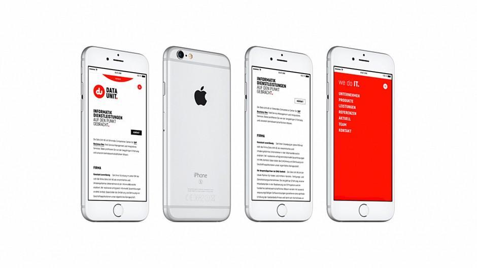 HI Schweiz: Data Unit einen neuen Markenauftritt verpasst