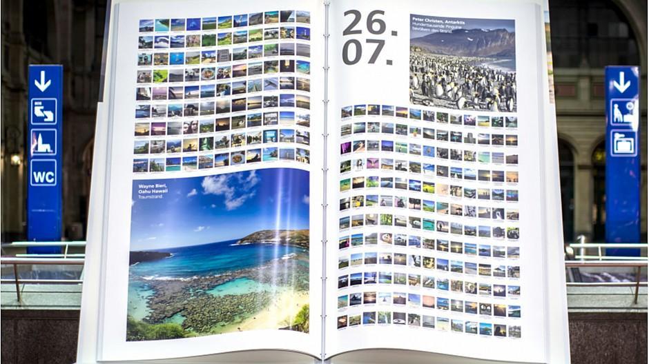 Notch Interactive: Ein Reisetagebuch mit einigen 1000 Bildern