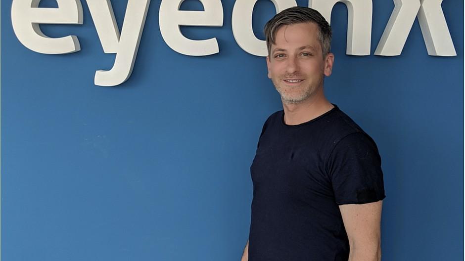EyeonX: Yves Hörler entwickelt neue Geschäftsfelder