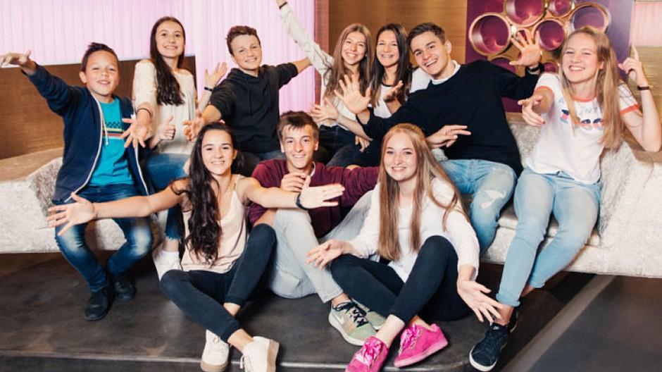 SRF: Zehn Jugendliche gestalten G&G