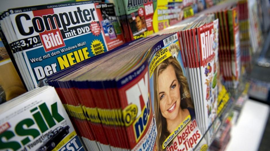 Magazinpreise: Zeitschriften bleiben im Ausland günstiger