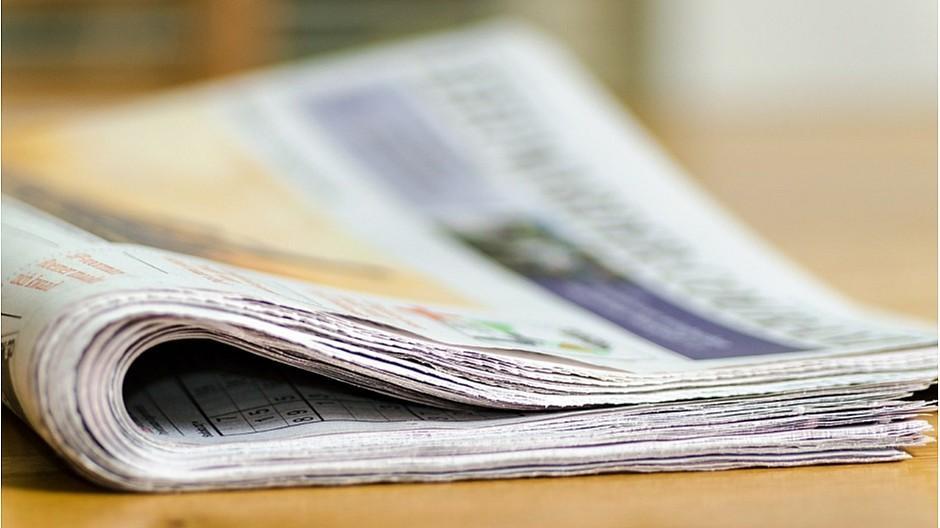 Wegen Papiermangel: Zeitungen werden ab sofort dünner