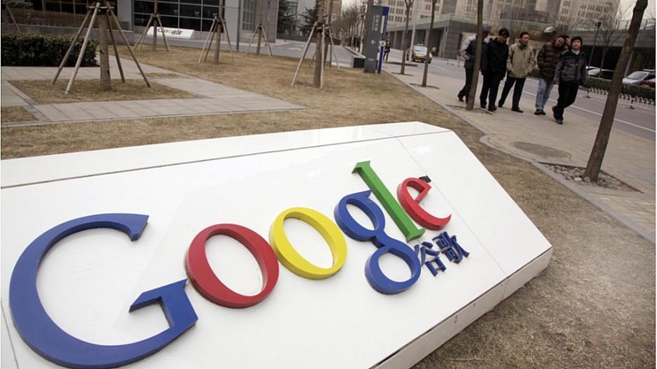 Google: Zensierte Suchmaschine für China ist offenbar in Planung