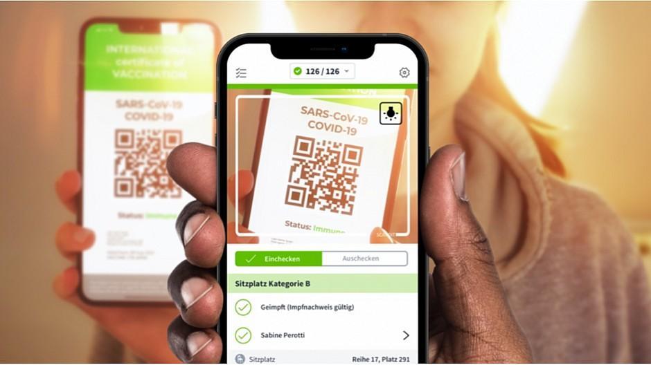Eventfrog: Zertifikate und Tickets in einer App scannen