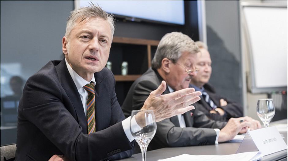 Keystone-SDA: «Wir sind gezwungen in anderen Märkten aktiv zu werden»