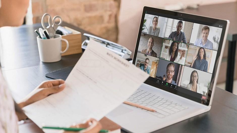 Videokonferenzen: Zoom legt bei Umsatz und Gewinn markant zu