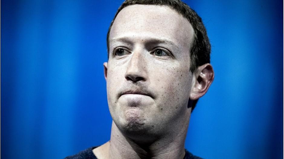 Facebook: Zuckerberg verteidigt Trump-Äusserungen