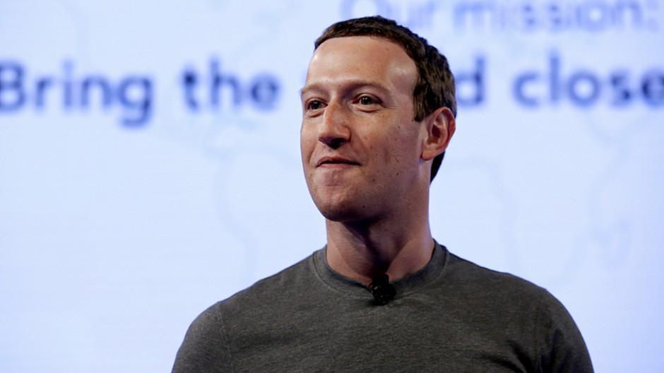 Facebook: Zuckerberg will bald auch TV-Inhalte zeigen