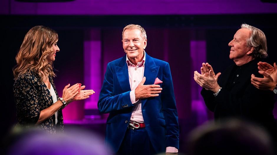 Kurt Aeschbacher: Zum Abschied gibt es eine «Danke»-Show