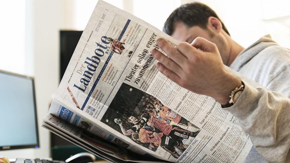 Tamedia: Zürcher Regionalzeitungen auf dem Prüfstand