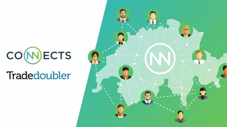 Connects: Zusammenarbeit mit Tradedoubler fixiert