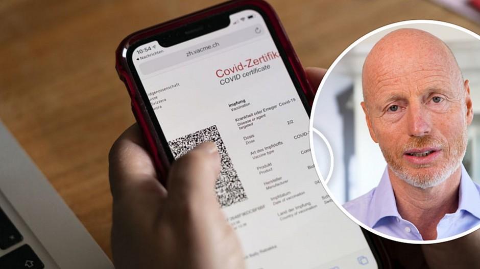 Ringier: Zutritt nur noch mit Covid-Zertifikat