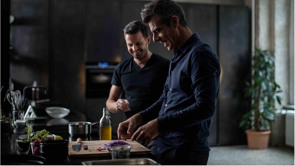 FS Parker: Zwei kreative Köpfe, eine Küche