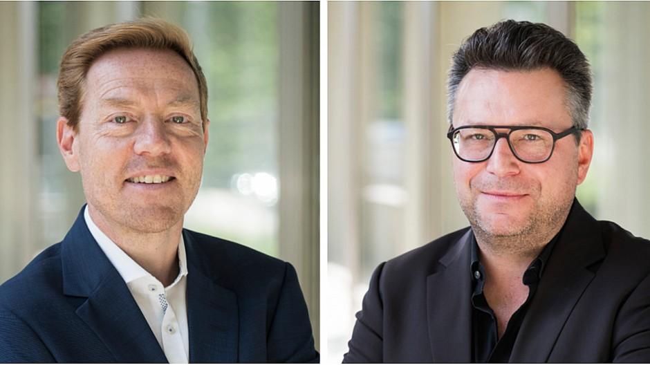 News aktuell: Zwei neue Gesichter im Vertriebsteam
