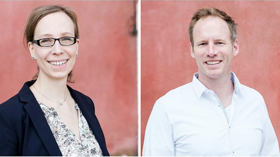 Wortspiel: Zwei neue Suchmaschinen-Experten an Bord