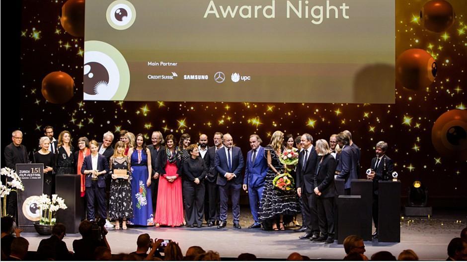 Zurich Film Festival: Zwei Preise für Schweizer Filme