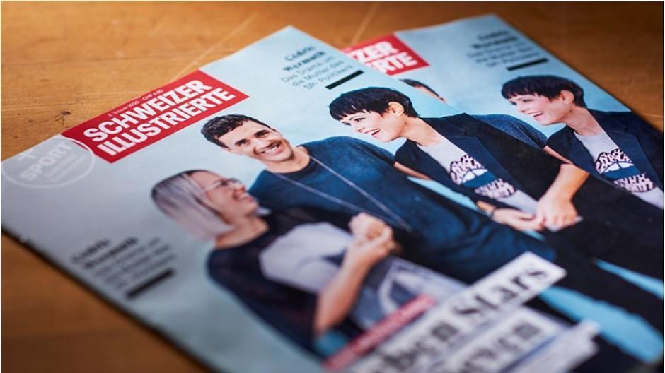 Schweizer Illustrierte/L'Illustré: Zwei Zeitschriften werden zu «Schwestern»