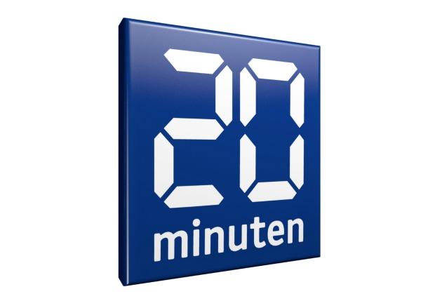 20 Minuten: Logo wird dreidimensional - Medien