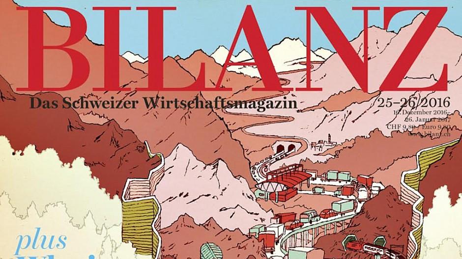 Ringier Axel Springer Schweiz: «Bilanz» erscheint künftig wieder ...
