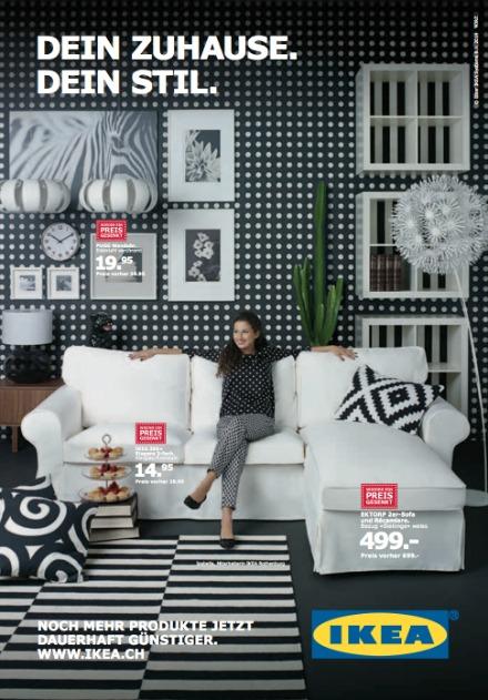 wirz ein sofa f r jeden stil werbung. Black Bedroom Furniture Sets. Home Design Ideas