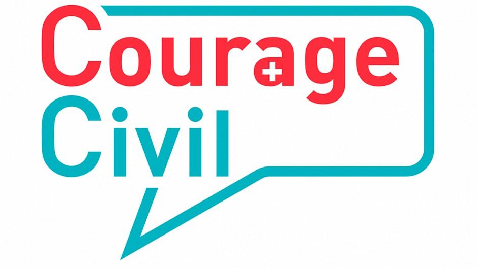 courage civil der name ist programm gesellschaft. Black Bedroom Furniture Sets. Home Design Ideas