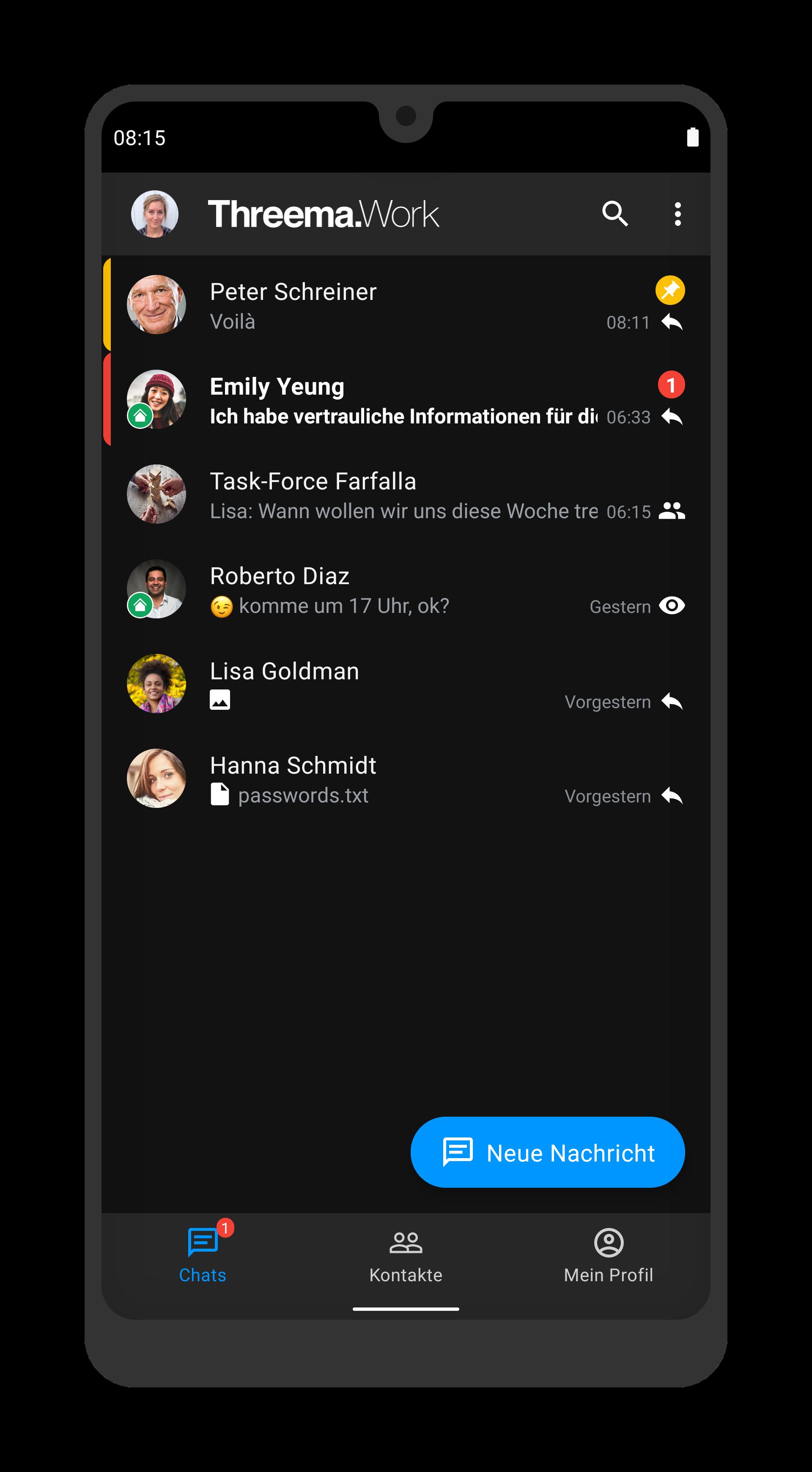 Android Phone DARK