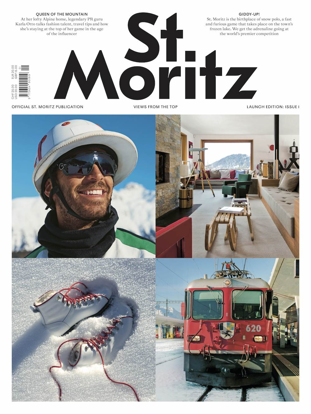 Cover St. Moritz