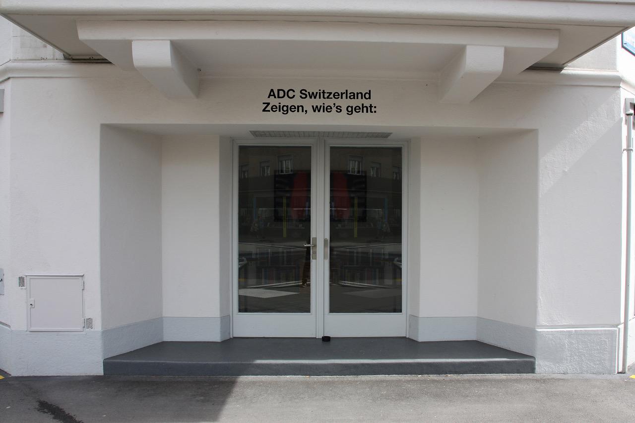 Der neue Slogan wird zum ADC Programm