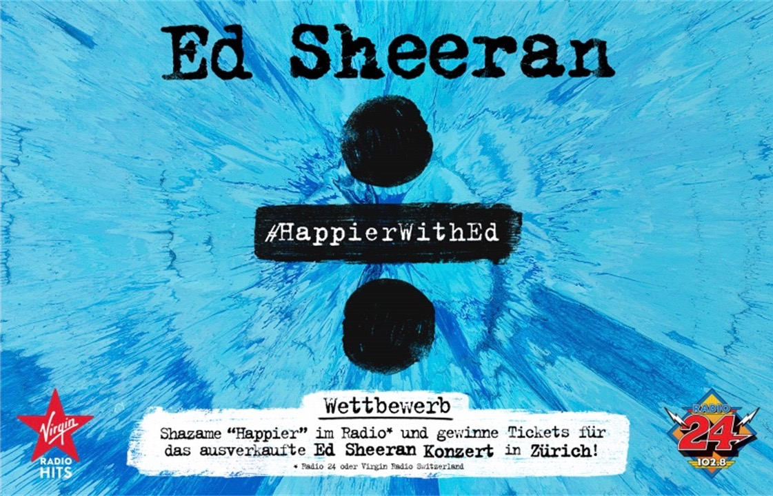 Ed Sheeran_Shazam_Visual 2
