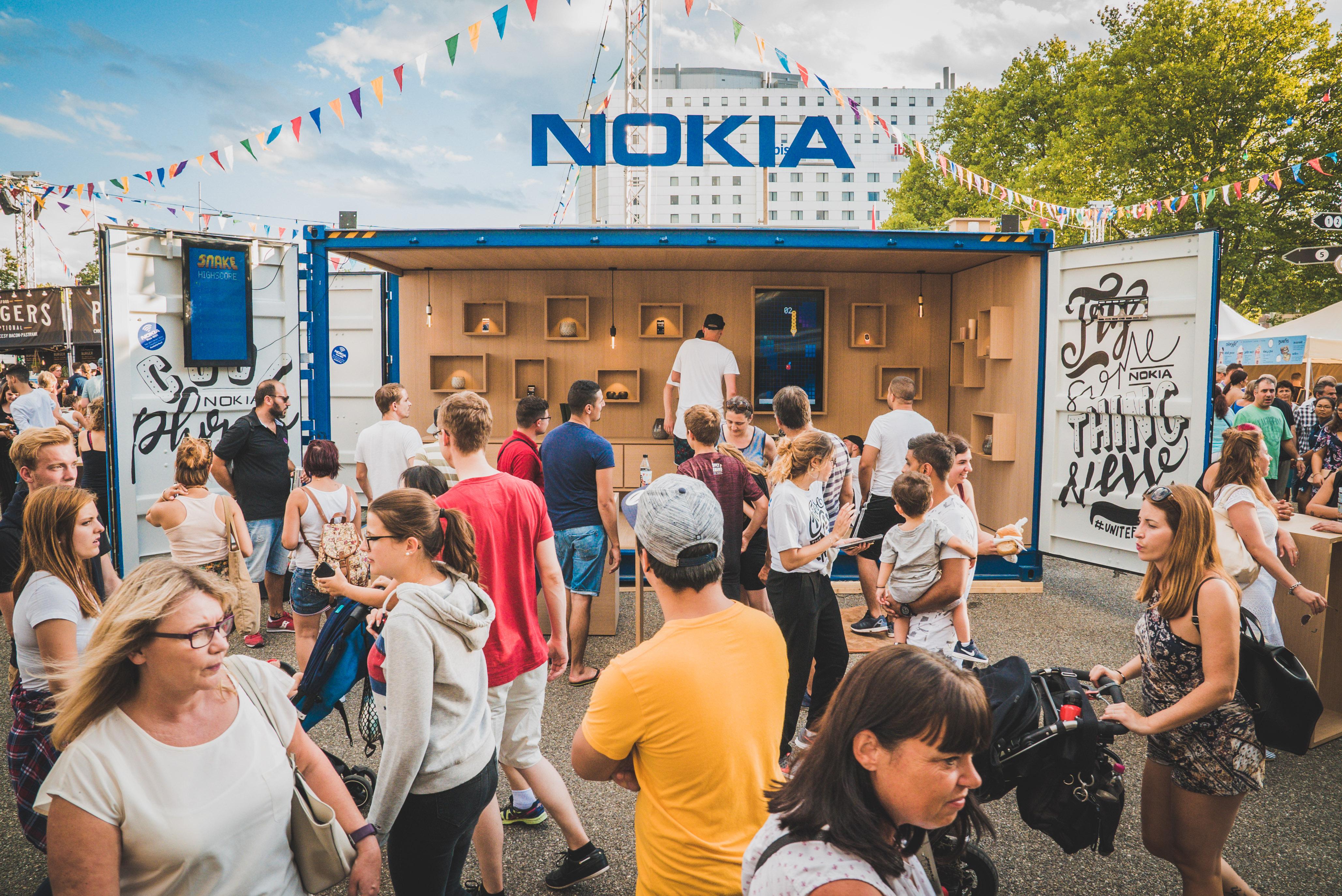 FE_Nokia Snake-Promo
